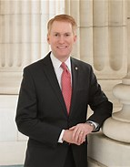 And Ken saw Sen. James Lankford in Terminal B!
